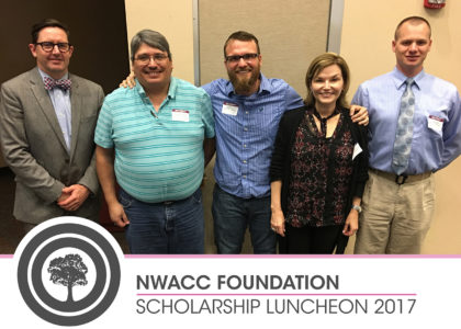 NWACC Foundation Scholarship Luncheon 2017