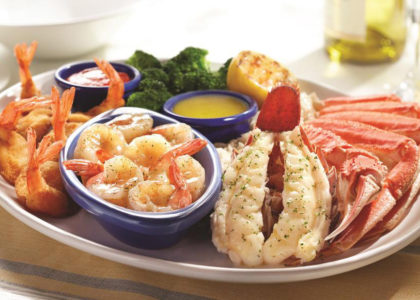 Thank You, Red Lobster!